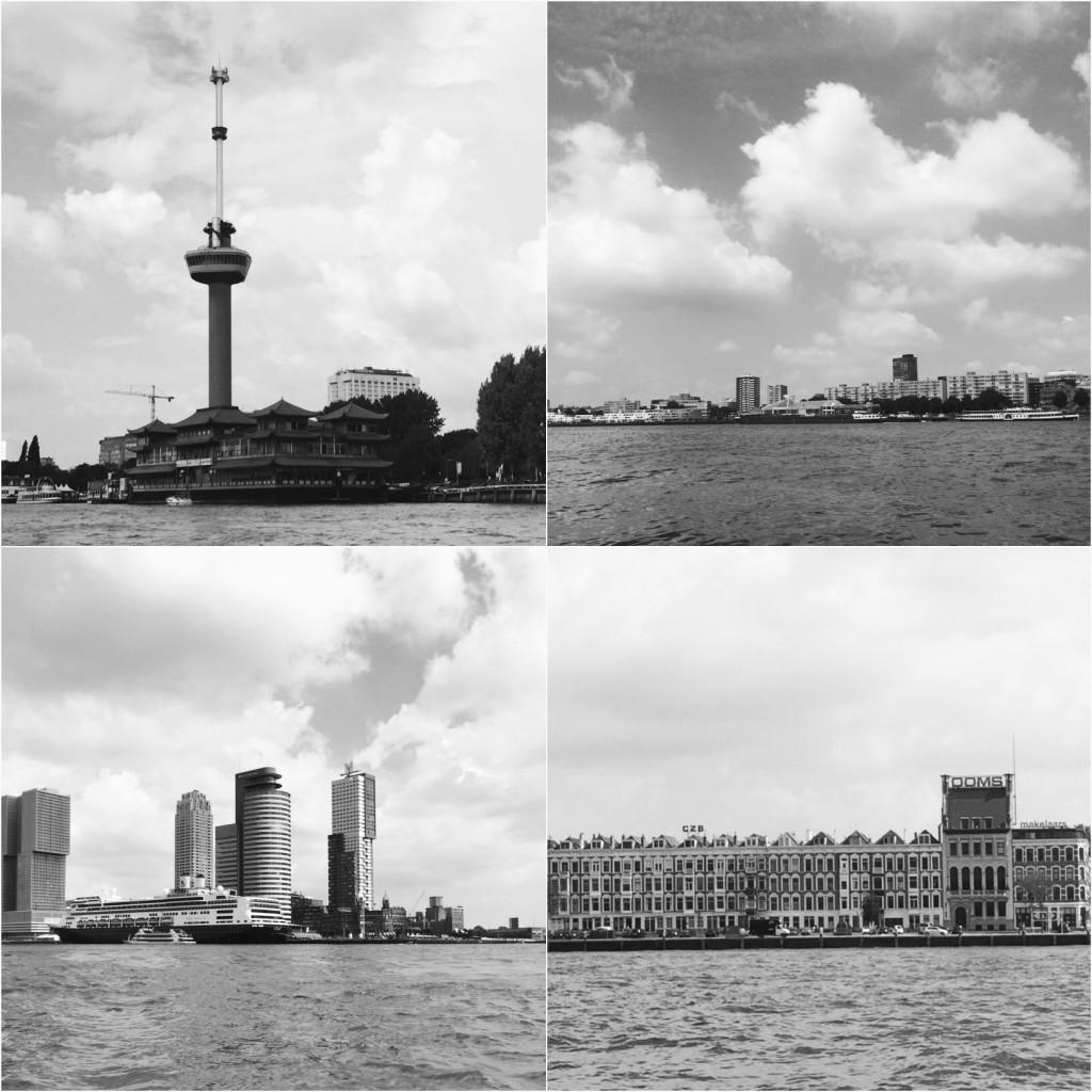 VSCOcam Collage Rotterdam